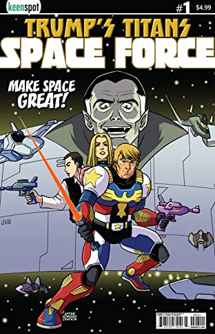 Trump's Titans: Space Force No.1