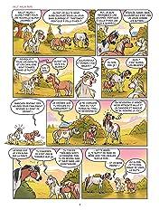 À cheval ! Vol. 5: Chevaux au vent