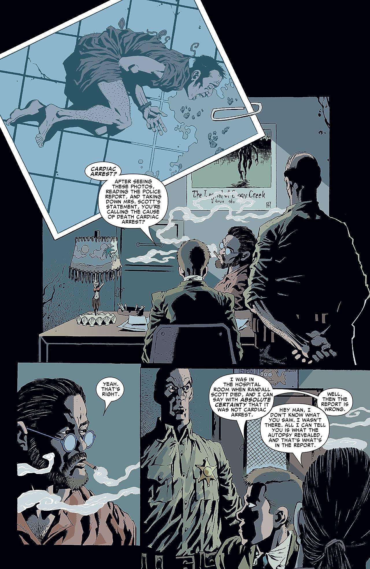 Man-Thing (2004) #2