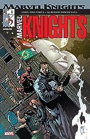 Marvel Knights (2002) #1