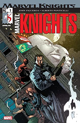 Marvel Knights (2002) #1