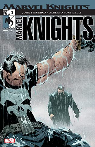Marvel Knights (2002) #2