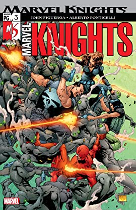 Marvel Knights (2002) #3