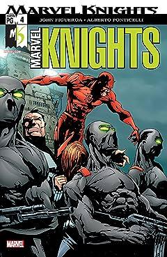 Marvel Knights (2002) #4