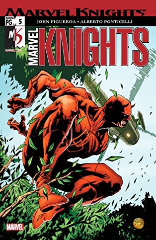 Marvel Knights (2002) #5