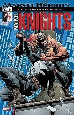 Marvel Knights (2002) #6
