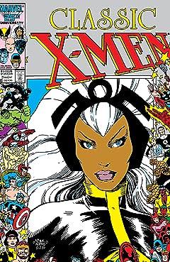 Classic X-Men (1986-1990) #3