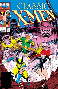Classic X-Men (1986-1990) #6