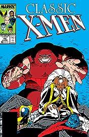 Classic X-Men (1986-1990) #10