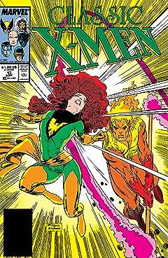 Classic X-Men (1986-1990) No.13