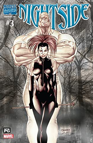 Nightside (2001-2002) #3