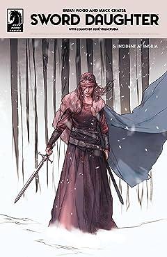 Sword Daughter #5