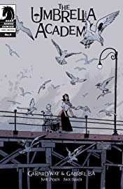 Umbrella Academy: Hotel Oblivion No.4