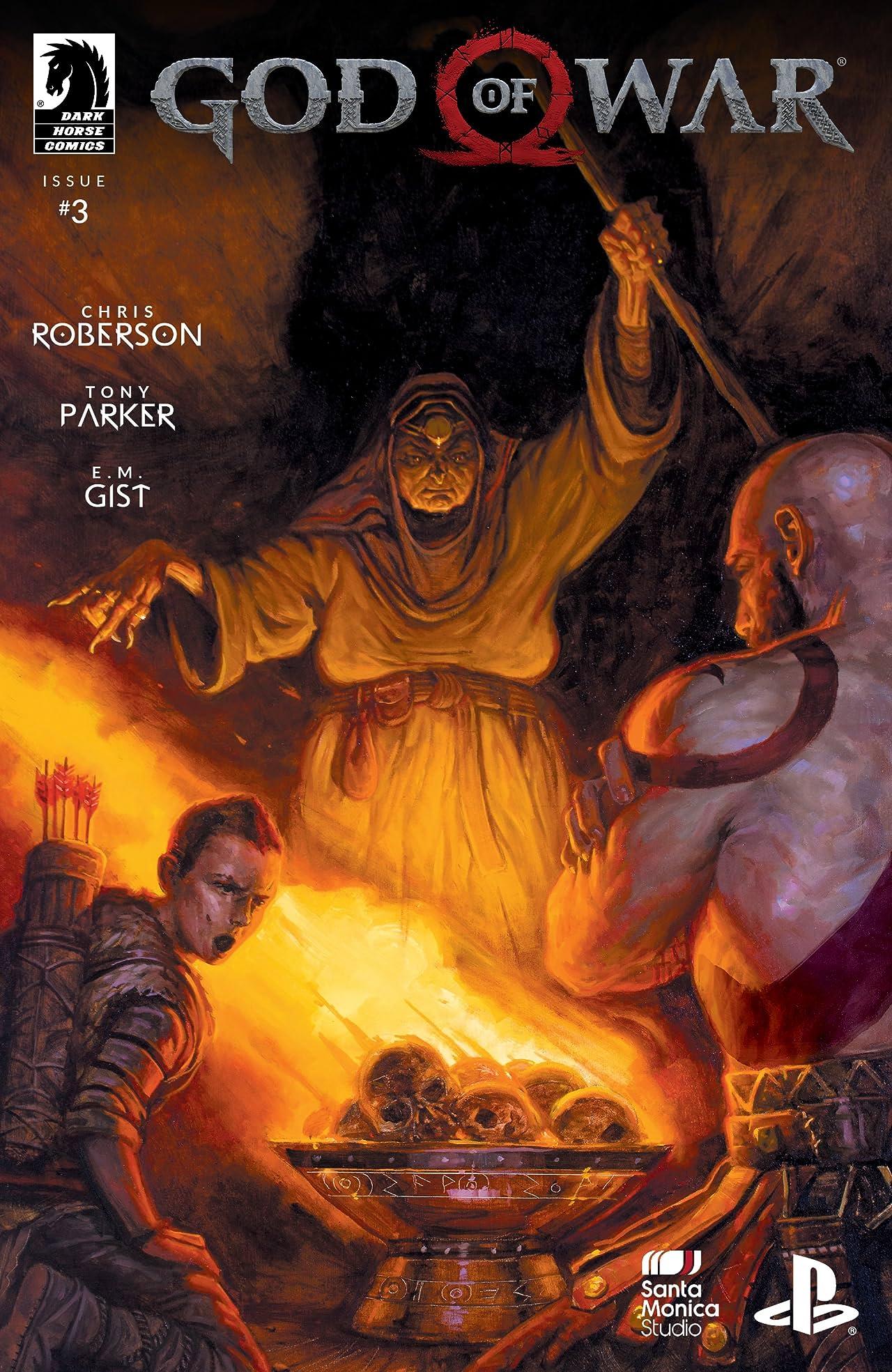 God of War No.3