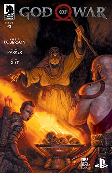 God of War No.3