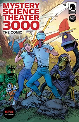 Mystery Science Theater 3000 #5