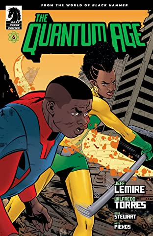 Quantum Age: From the World of Black Hammer No.6