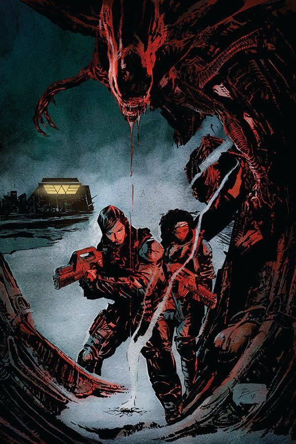 Aliens: Resistance No.1