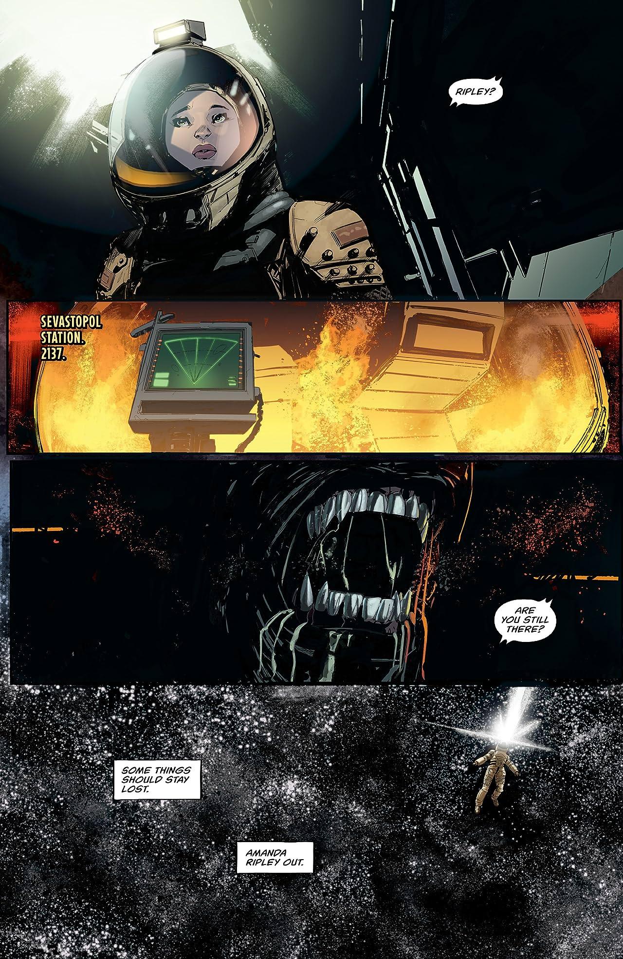 Aliens: Resistance #1