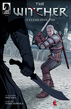 Witcher: Of Flesh and Flame No.2