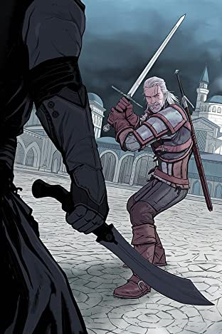 Witcher: Of Flesh and Flame #2