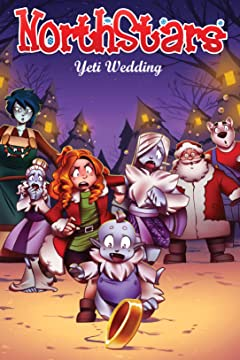 NorthStars Vol. 2: Yeti Wedding!
