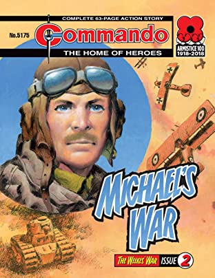 Commando #5175: Michael's War
