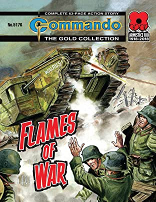 Commando #5176: Flames Of War