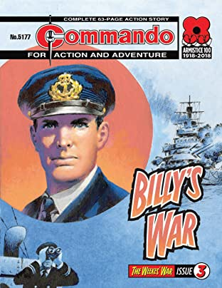 Commando #5177: Billy's War