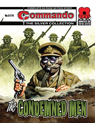 Commando #5178: The Condemned Men