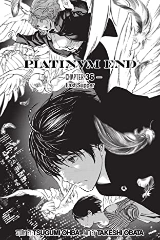 Platinum End: Chapter 36