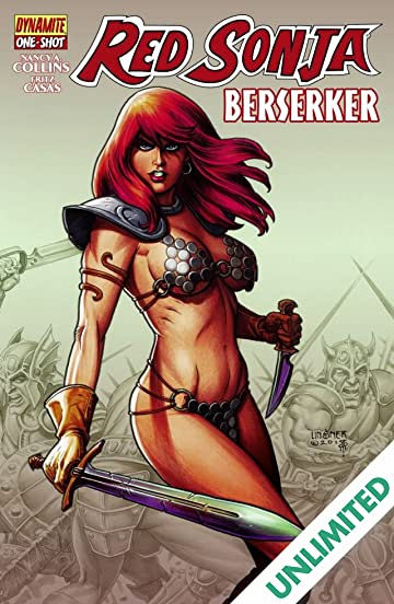 Red Sonja: Berserker: Digital Exclusive Edition