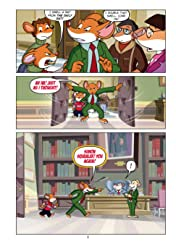 Geronimo Stilton: Reporter Vol. 2: It's My Scoop