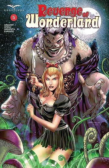 Revenge of Wonderland #5