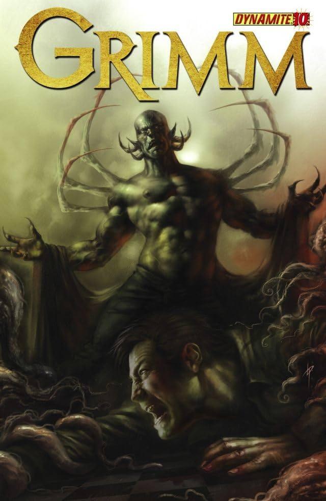 Grimm #10: Digital Exclusive Edition