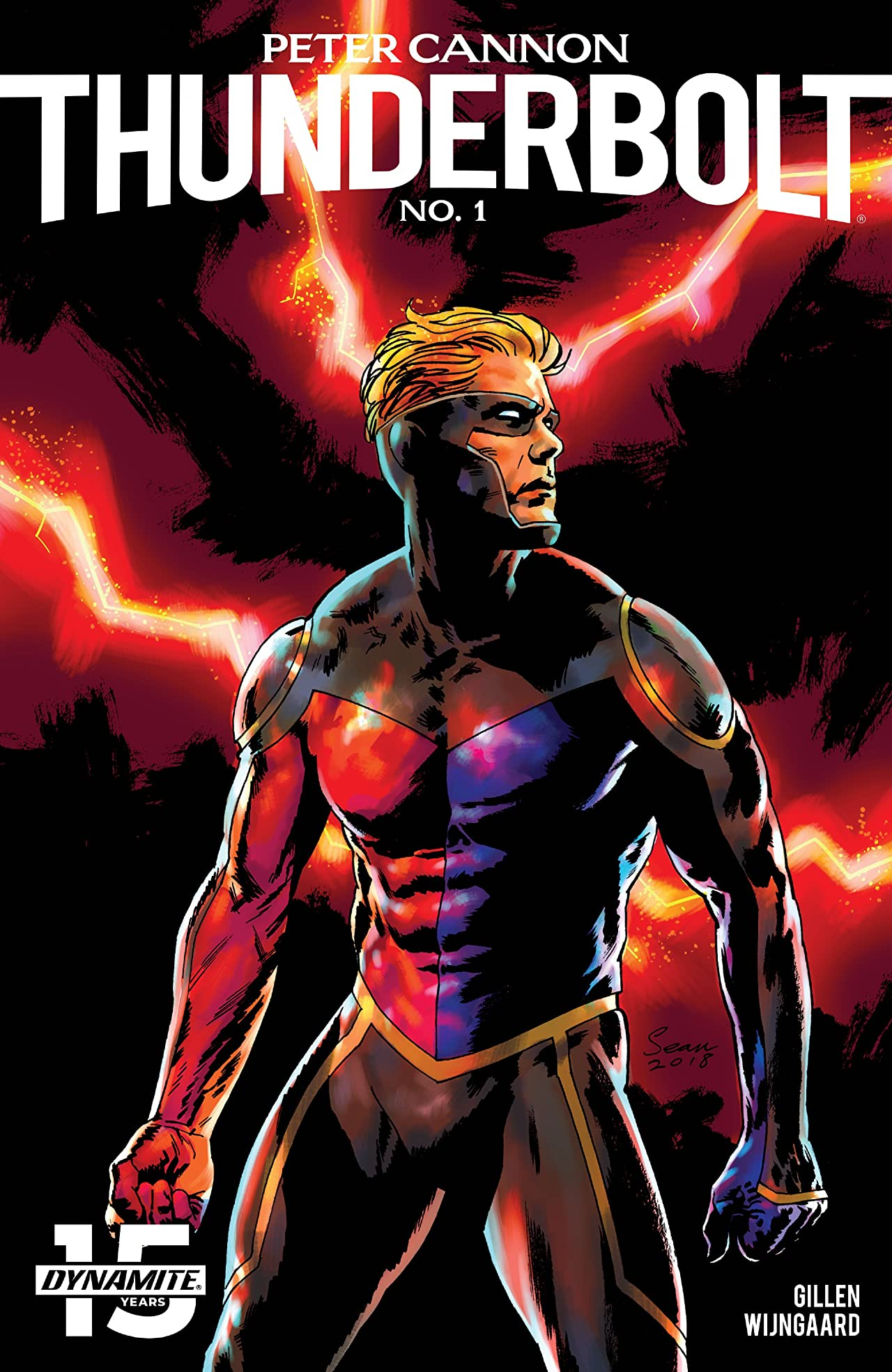 Peter Cannon: Thunderbolt (2019-) No.1