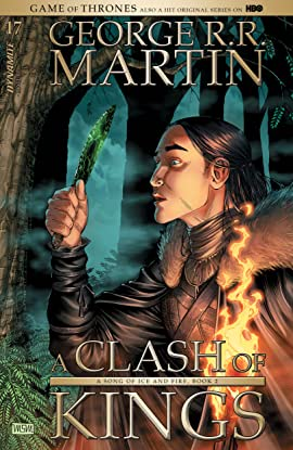 George R.R. Martin's A Clash Of Kings: The Comic Book #17
