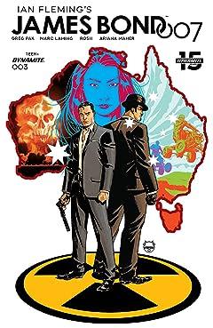 James Bond: 007 (2018-) #3