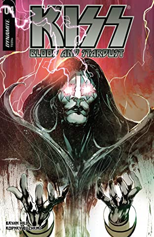 Kiss: Blood And Stardust Vol. 3 #4