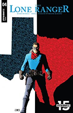 The Lone Ranger Vol. 3 (2018-) #4