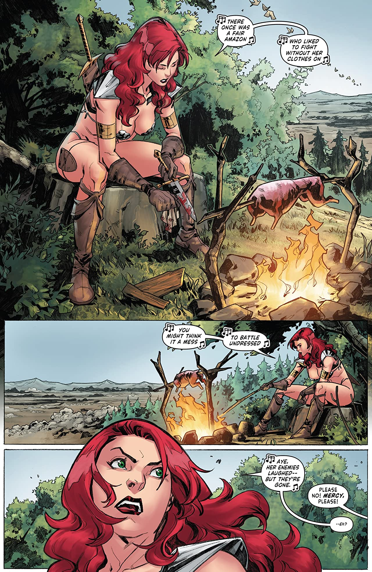 Red Sonja Vol. 4 #25