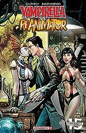 Vampirella vs. Reanimator #2