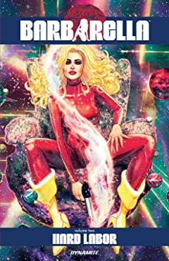 Barbarella Vol 2: Hard Labor