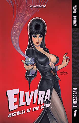 Elvira: Mistress Of The Dark Vol. 1