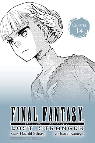 Final Fantasy Lost Stranger #14