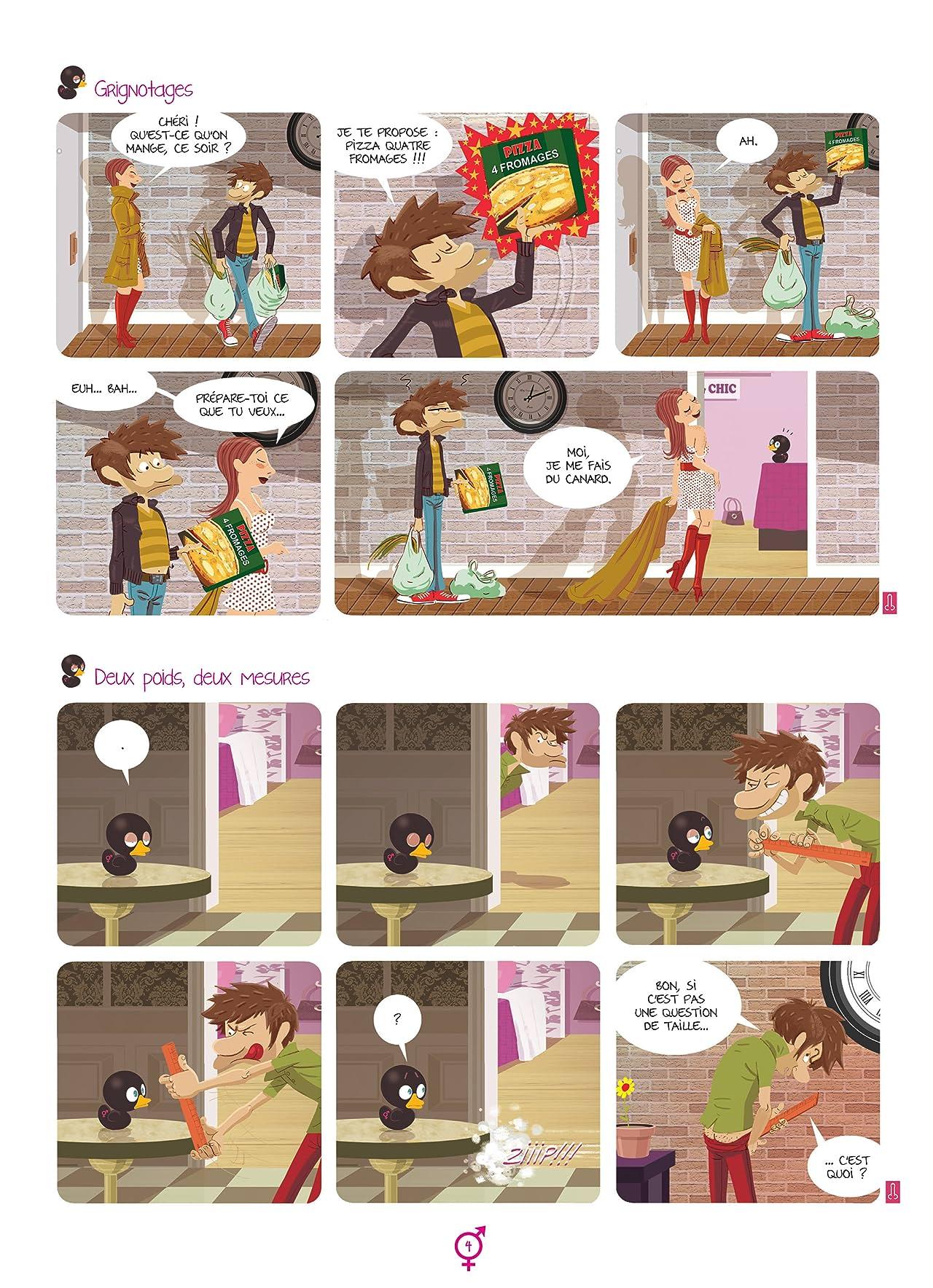 Confessions d'un canard sex-toy Vol. 2: Libido(s)
