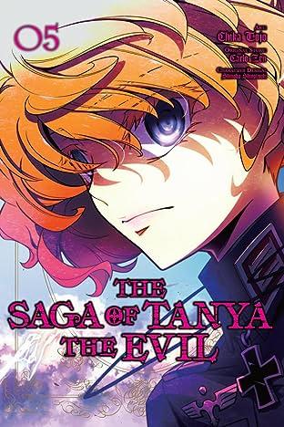 The Saga of Tanya the Evil Vol. 5