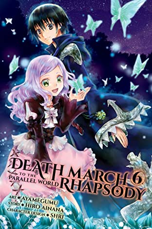 Death March to the Parallel World Rhapsody Tome 6