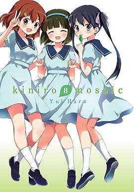 Kiniro Mosaic Vol. 8