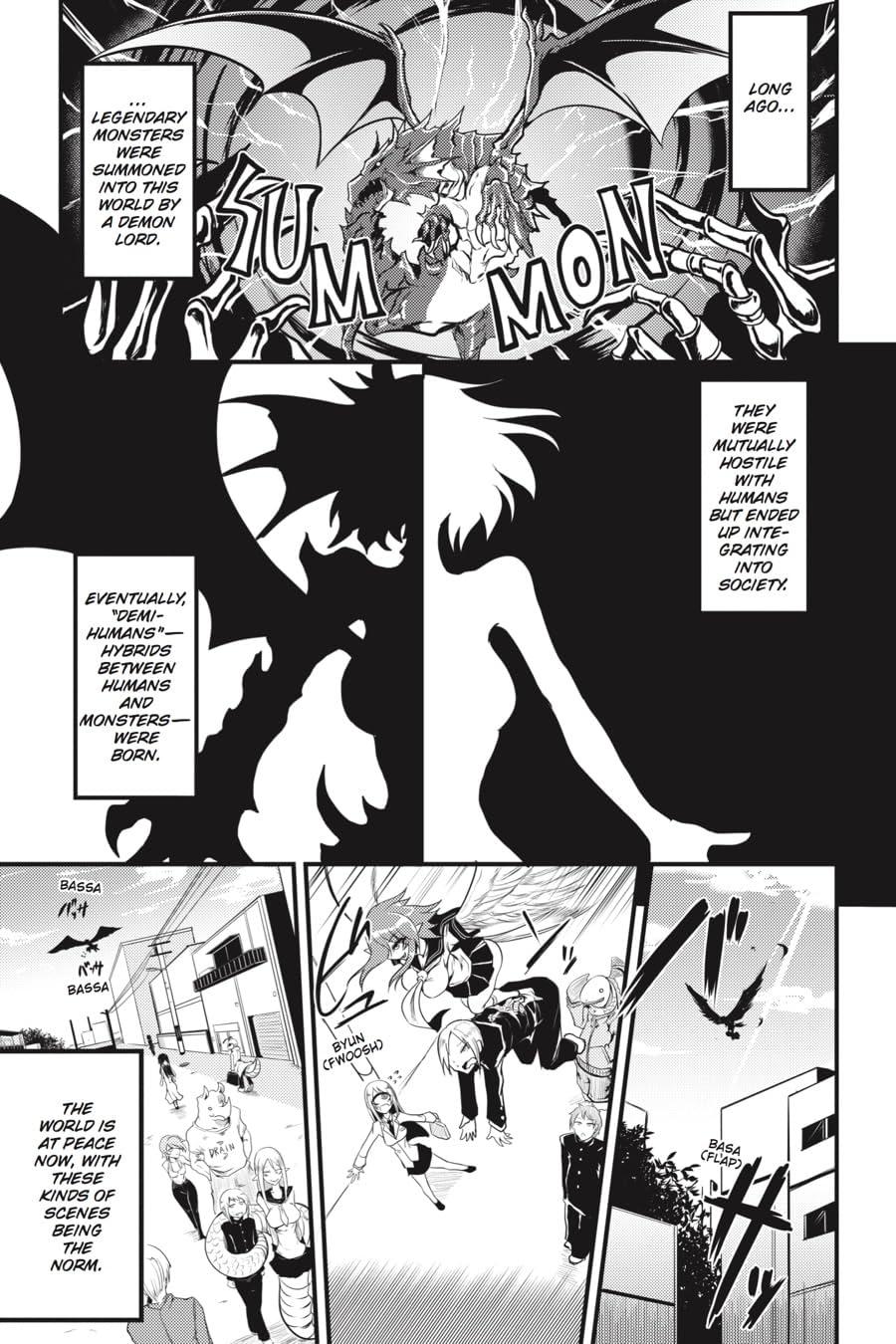 Monster Wrestling: Interspecies Combat Girls Vol. 1